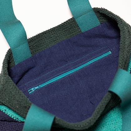 Kさんのポッパナトートバッグ