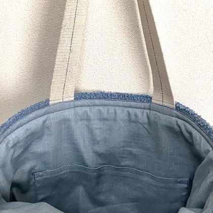 Mさんのポッパナトートバッグ